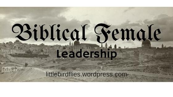 Biblical Female