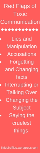 Red Flags of Toxic Communication